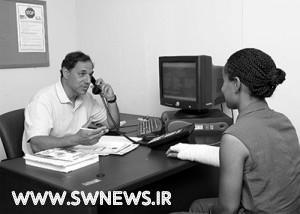 Social workers help people resolve issues in their lives.